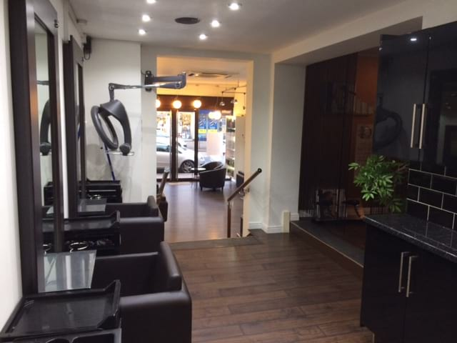 Hair salon in Godstone